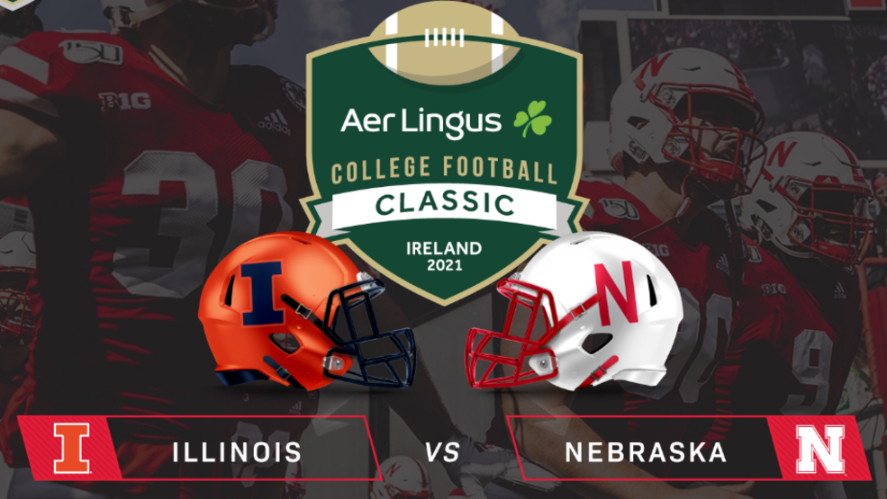 Image result for aer lingus college football classic 2021