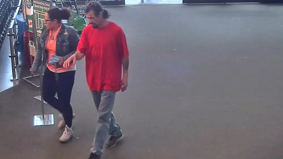 DCSO: Man, woman accused of using stolen Menards rebate check