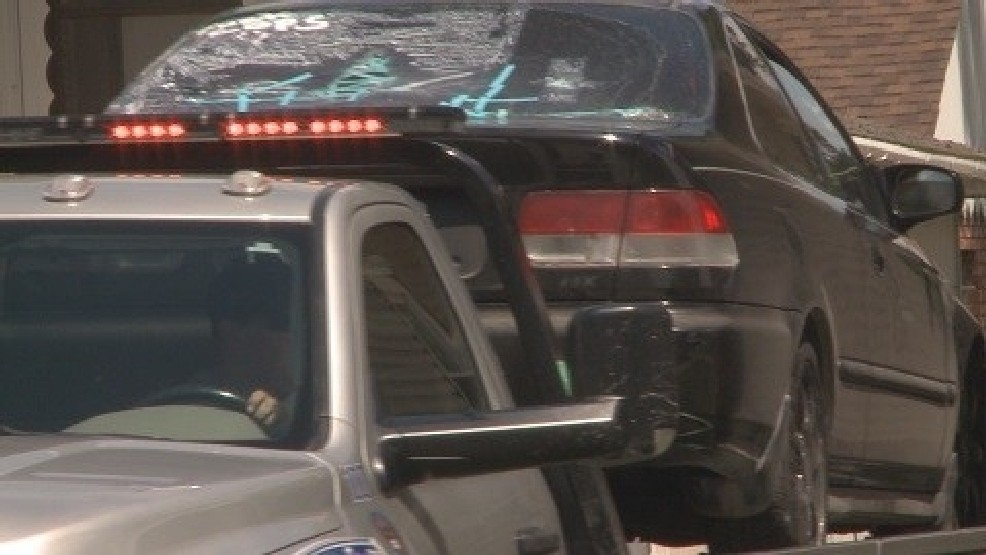After Council Bluffs Standoff, Police Find Possible Stolen Cars   KPTM