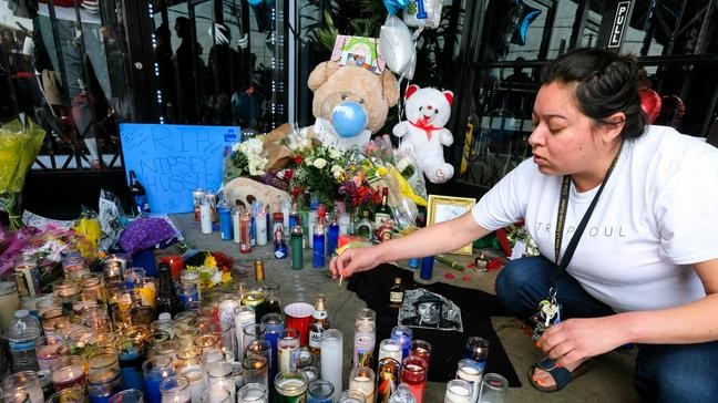 Investigators: Rapper Nipsey Hussle died from gunshots to head