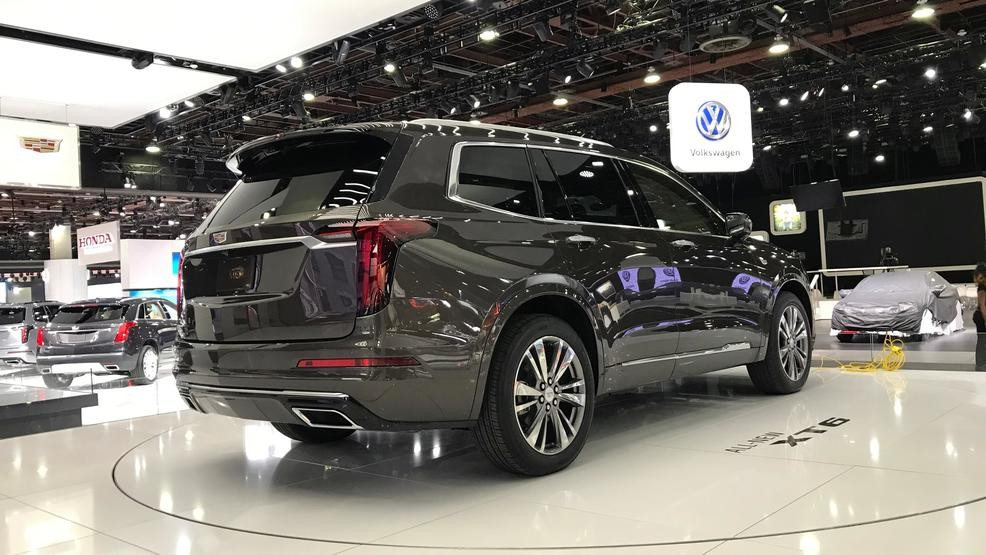 2020 Cadillac Xt6 Costs More Than Rival Lincoln Aviator Kptm